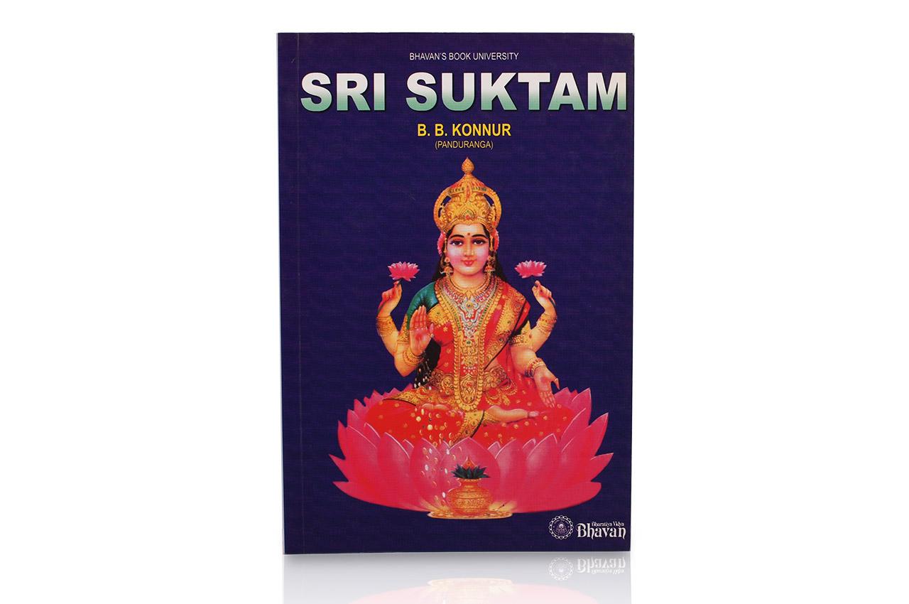 Sri Suktam, Laxmi Suktam Books Online from Rudraksha Ratna