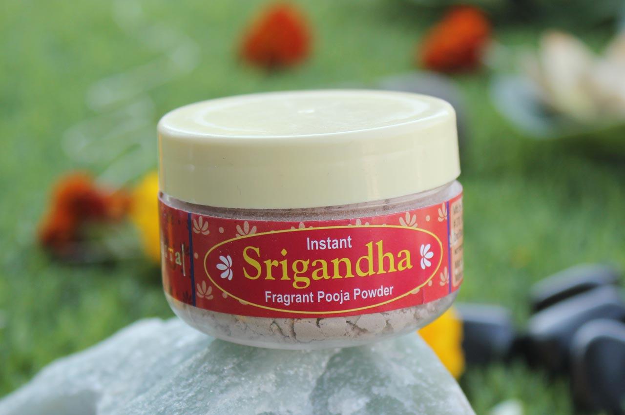 Srigandha - Pooja Powder