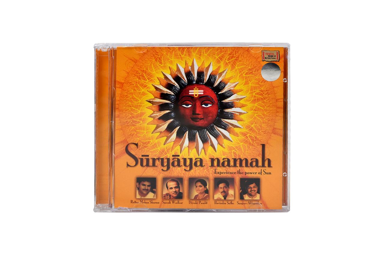 Suryaya Namah - Experience the power of Sun