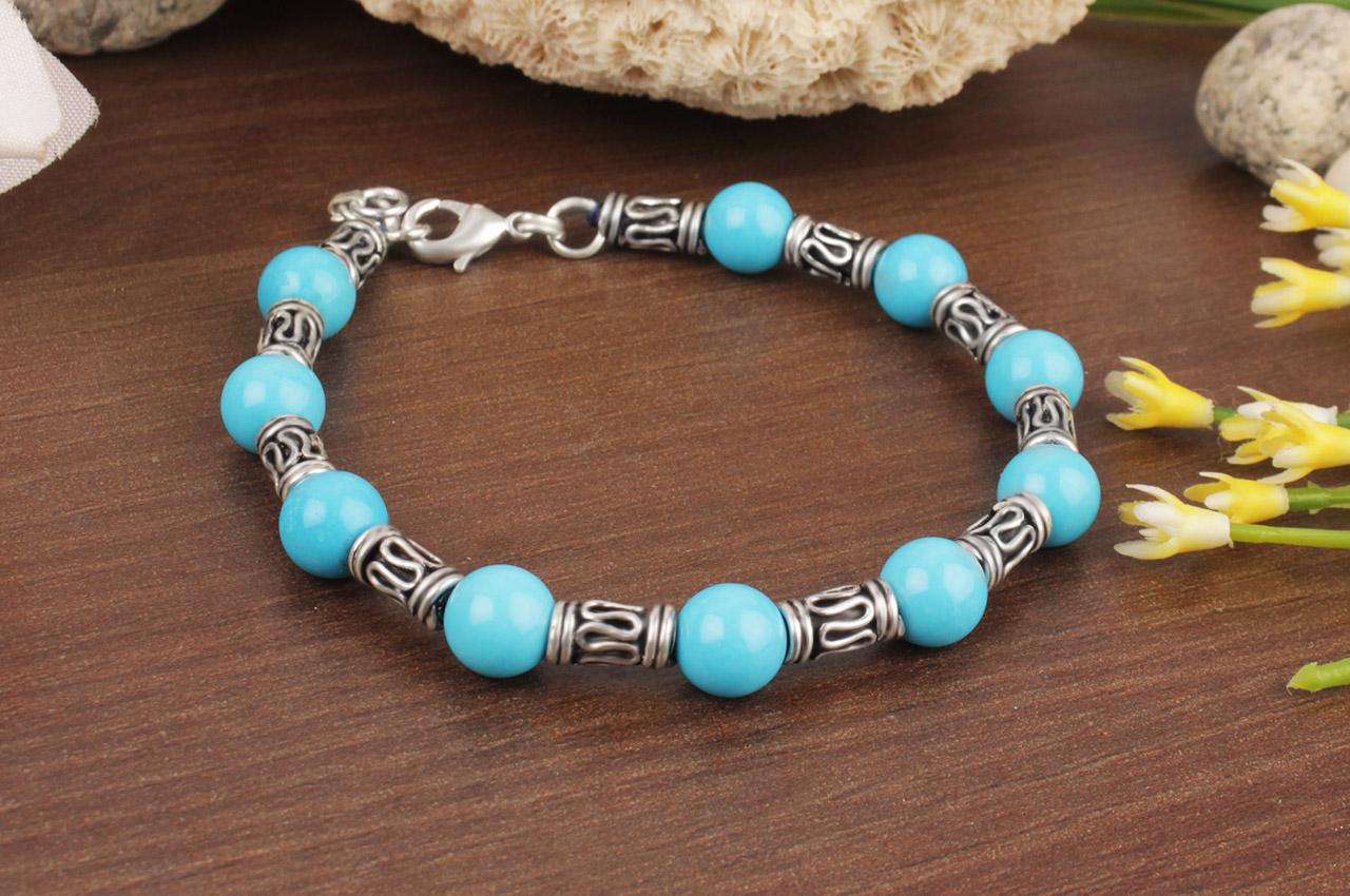 Turquoise Bracelet - Design V