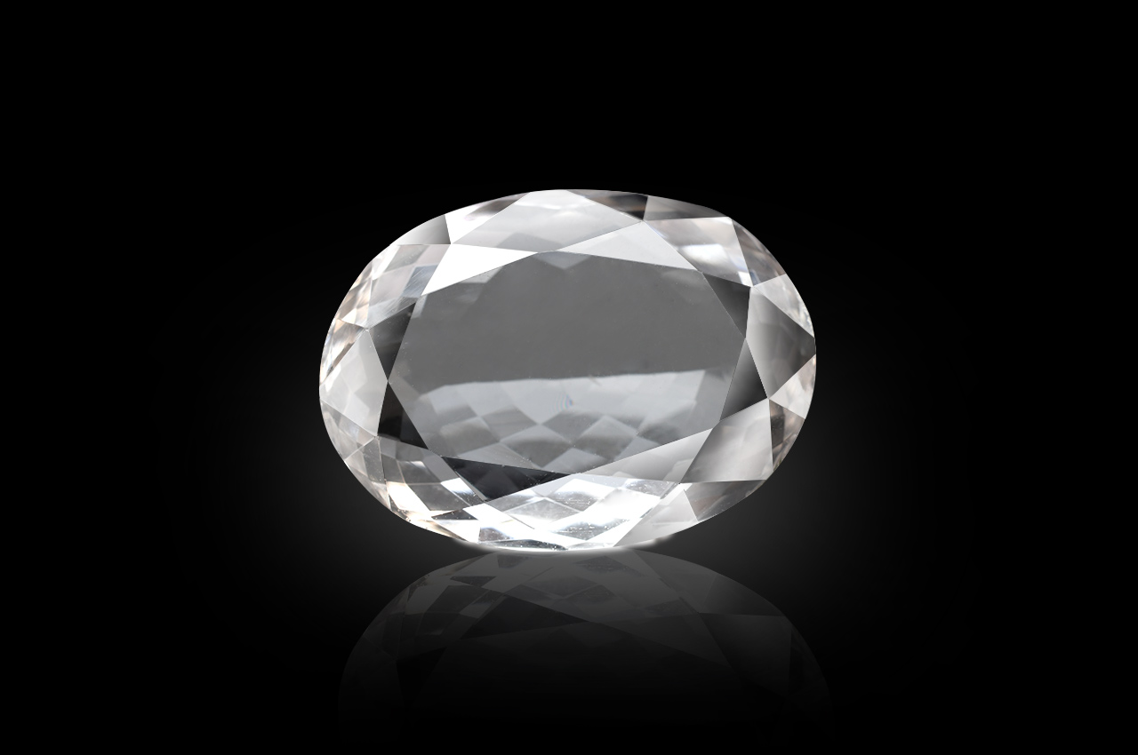 White Topaz - 14.30 carats