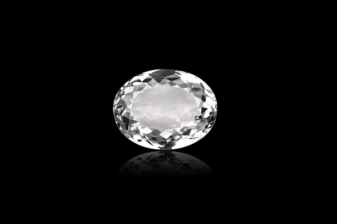 White Topaz - 14.35 carats
