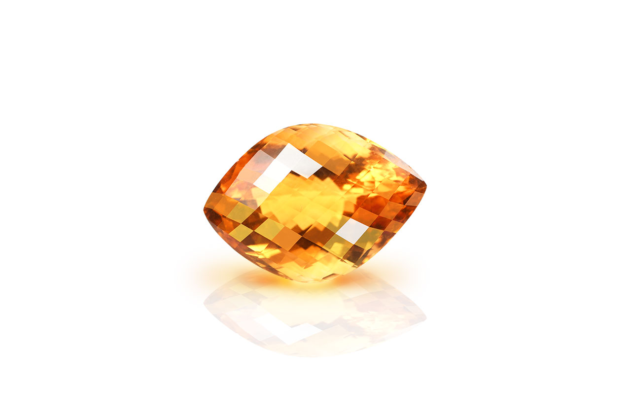 Yellow Citrine - 26.05 carats