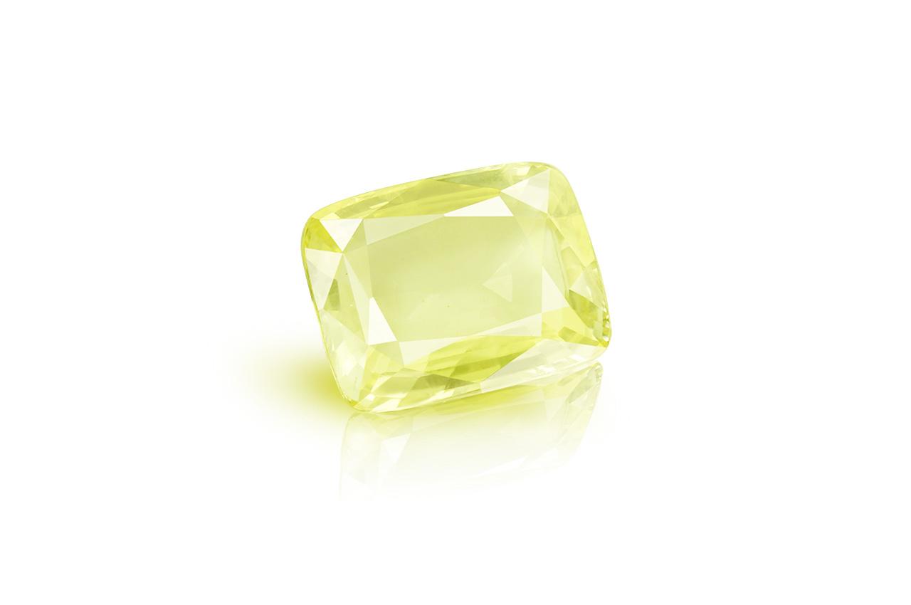 Yellow Sapphire - 10.12 carats