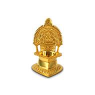 Gajalaxmi Diya in brass
