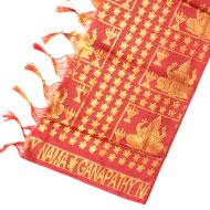 Ganesh Shawl in Art silk