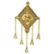 Brass Lord Ganesh Wall Hangings