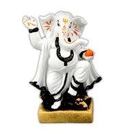 Ganesha Idol in Bonded Marble