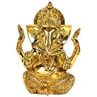 Ganesha in Brass - XVIII