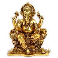 Ganesha in Brass - XXIII