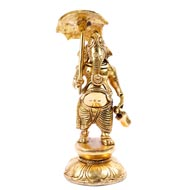 Ganesha in Brass - XXV
