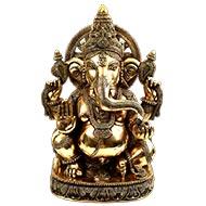 Majestic Shubhkarta Ganesha in Panchadhatu