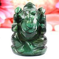 Ganesha in Budd Stone - 123 gms