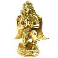 Garuda in Brass