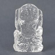 Sphatik Crystal Gayatri - 30 gms
