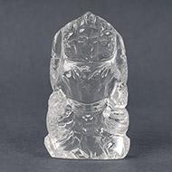 Sphatik Crystal Gayatri - 43 gms