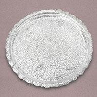 German Silver Thali