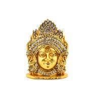 Goddess Durga Face Design - III