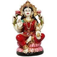 Goddess Mahalaxmi Idol