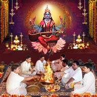 Goddess Matangi Maha Puja - 15th May