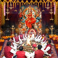 Goddess Tripura Sundari Maha Puja - 27th Feb
