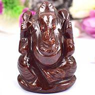 Gomed Ganesha - 124 gms