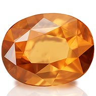 Gomutra Gomed - 4.65 carats
