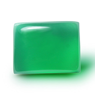 Green Jade - 5 - 6 Carats - Rectangular