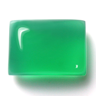 Green Jade - 8.30 Carats - Rectangular