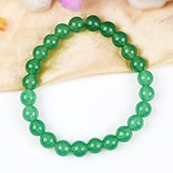 Green Jade bracelet - Design V