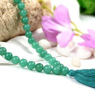 Green Jade mala-10 mm