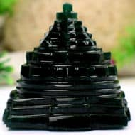 Green Jade Shree Yantra - 117 gms