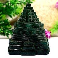 Green Jade Shree Yantra - 245 gms