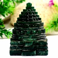 Green Jade Shree Yantra - 258 gms