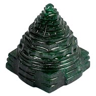 Green Jade Shree Yantra - 31 to 40 gms