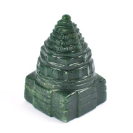 Green Jade Shree Yantra - 99 gms