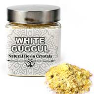 Guggal - White