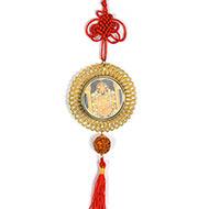 Hanging Laxmi Balaji Pendant
