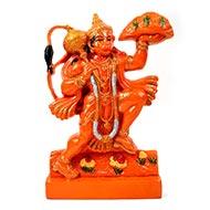 Hanuman idol in Bonded Marble
