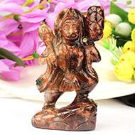 Hanuman in Gomedh - 367 gms