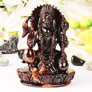 Hanuman in Gomedh - 920 gms