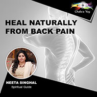 Heal Naturally from Back Pain