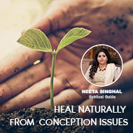 Heal Naturally from Conception issues