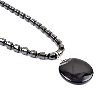 Hematite Necklace - Design II