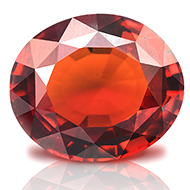 Hessonite Garnet - Gomed - 13.45 Carats
