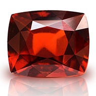 Hessonite Garnet - Gomed - 13.65 carats