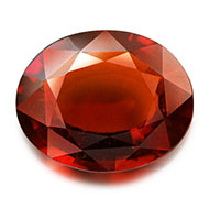 Hessonite Garnet - Gomed - 15.90 carats