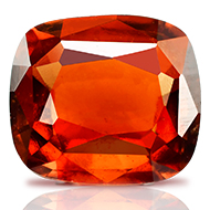 Hessonite Garnet - Gomed - 4.35 Carats