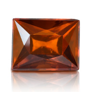 Hessonite Garnet - Gomed - 6.25 carats - I