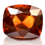 Hessonite Garnet - Gomed - 6.30 carats